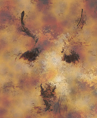 Terra Firma Digital Art - Terra by Rora