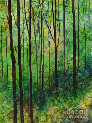 Painting - Terra Verde by Hailey E Herrera