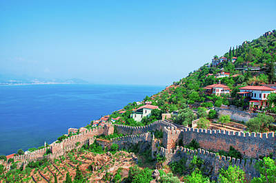 Photograph - Terraces In Alanya by Sun Travels