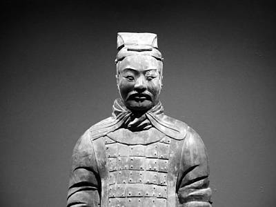 Photograph - Terracotta Warrior Army Of Qin Shi Huang Di II by Richard Reeve