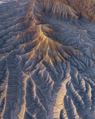 Photograph - Terrain by Dustin LeFevre