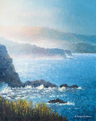 Painting - Terranea Morning by Douglas Castleman