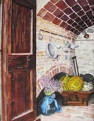 Painting - Terre Del Cavalieri 3 by Carol Flagg