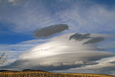 Photograph - Terrific Tuesday Clouds by Donna Kennedy