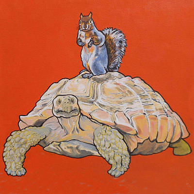 Terwilliger The Turtle Art Print