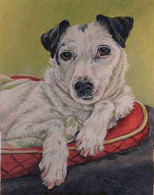 Painting - Tess by Cheryl Pass