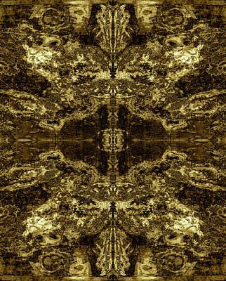 Digital Art - Tessellation No. 2 by David Gordon