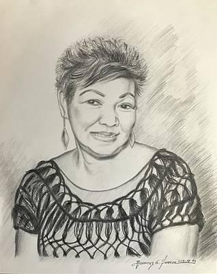 Tessie Guinto  Art Print