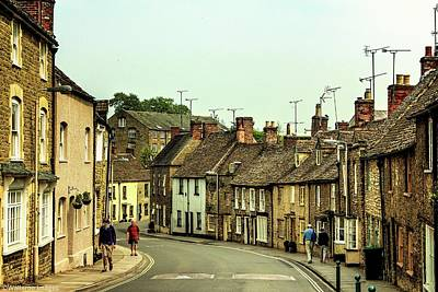 Photograph - Tetbury In The Cotswolds by Wallaroo Images