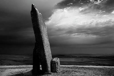 Photograph - Teter Infrared by Brian N Duram