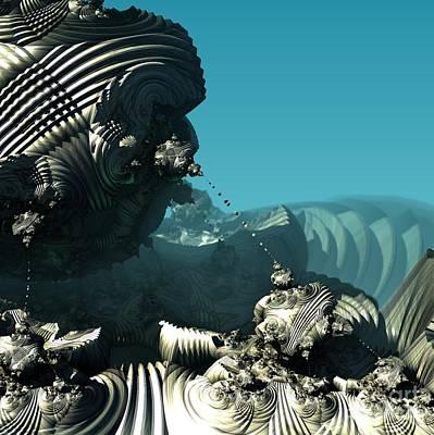 Digital Art - Tethered by Jon Munson II
