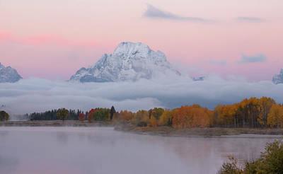 Photograph - Teton Awakening by Sandy Sisti