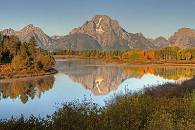 Photograph - Teton Beauty by Gary Lengyel