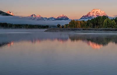 Photograph - Teton Dream by Loree Johnson