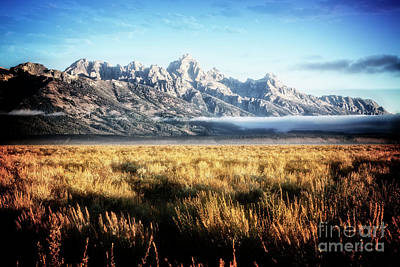 Photograph - Teton National Park by Scott Kemper