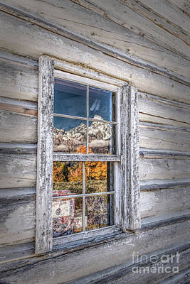 Photograph - Teton Reflection by Lynn Sprowl