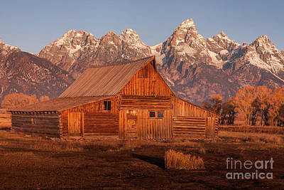 Photograph - Teton Sunrise by Pawel Klarecki