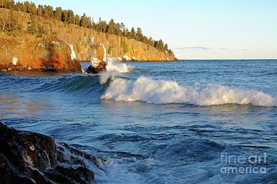 Photograph - Tettegouche Afternoon by Sandra Updyke