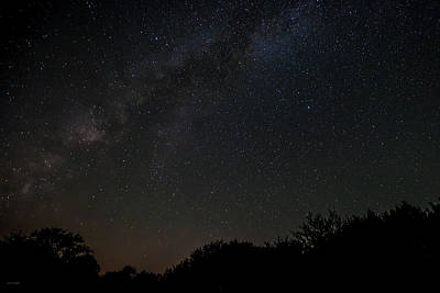 Photograph - Texas At Night by Ross Henton