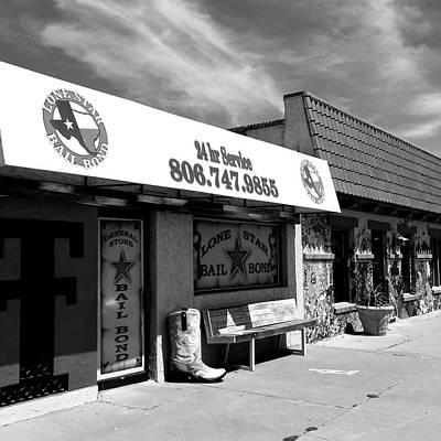 Texas Bail Bondsman Original by Greg Camp