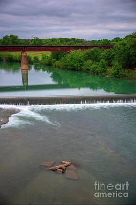 Photograph - Texas Bridge by Kelly Wade