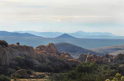 Bisbee Photograph - Texas Canyon, Arizona by Gordon Beck