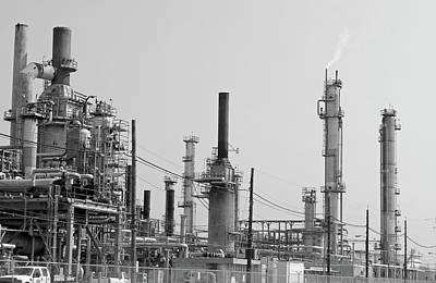 Photograph - Texas City Refinery by Tikvah's Hope