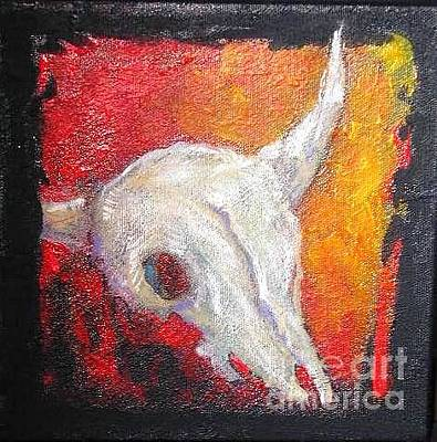 Painting - Texas Heat by Barbara Lemley