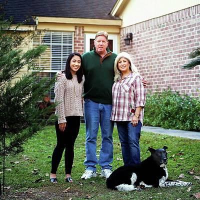 Digital Art - Texas Home by Ellen Barron O'Reilly