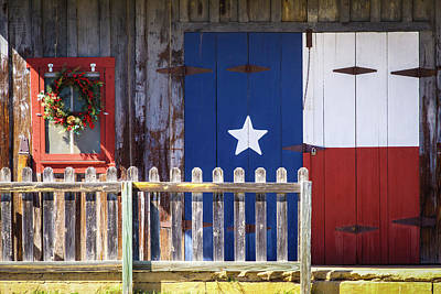 Photograph - Roadside Texas by Randy Green