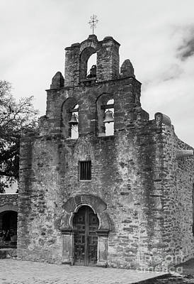 Photograph - Texas Mission by David Cutts