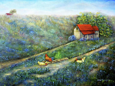 Painting - Texas Morning by Loretta Luglio