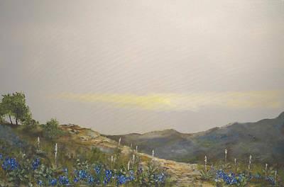 Painting - Texas Springtime by Alan Lakin