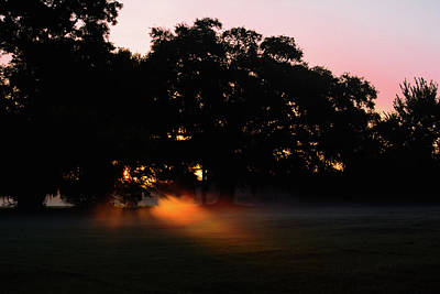 Photograph - Texas Summer Sunrise by Tikvah's Hope