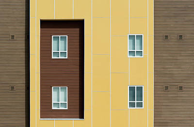 City Photograph - Texas Windows 3 by Stuart Allen