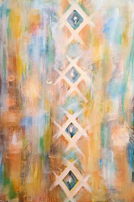 Textile  Art Print by Pia Tohveri