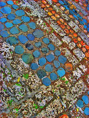 Texture. Altos De Chavon. Original