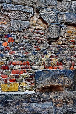 Marx Digital Art - Texture Porta Nigra.trier. Germany. by Andy Za
