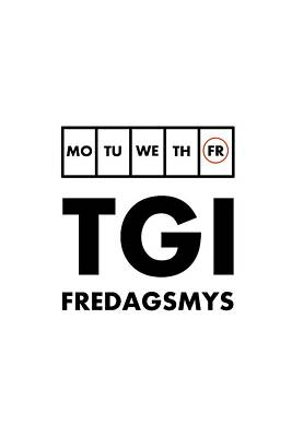 Digital Art - Tgi Fredagsmys by Richard Reeve
