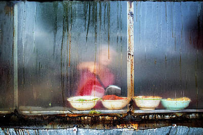 Lee Craker Royalty-Free and Rights-Managed Images - Thai Cook in Chiang Mai, Thailand by Lee Craker