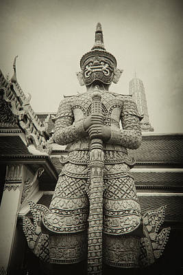 Thai Giant Statue Original
