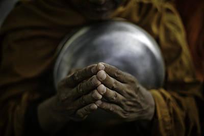 Spirituality Photograph - Thailand Chakri Day by David Longstreath