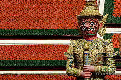 Photograph - Thailand Land Of Intrigue 1 by Bob Christopher