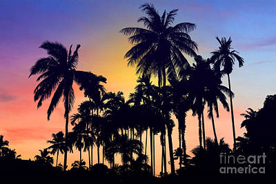 Summer Fun Digital Art - Thailand by Mark Ashkenazi