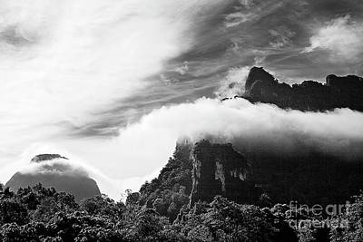 Photograph - Thailand Mystery by Craig Lovell