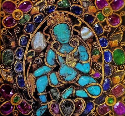 Photograph - Thailand Talisman Stone by Rob Hans