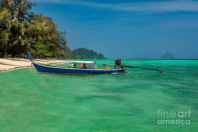 Thailand Vacation Print by Adrian Evans
