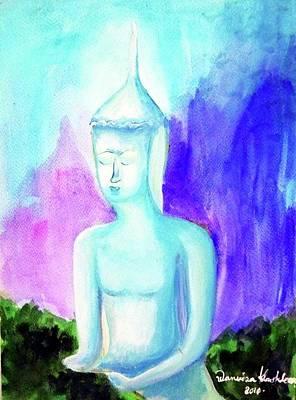 Painting - Thailand by Wanvisa Klawklean