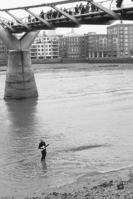 Photograph - Thames Serenade by Wendy Le Ber