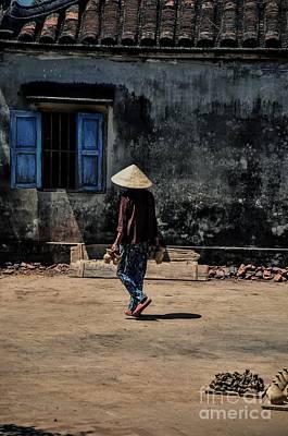 Photograph - Thanh Ha Ceramic by Tran Minh Quan
